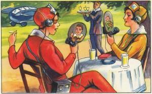 Echte_Wagner_Margarine_3_Serie_12_Zukunftsfantasien_Bild_4_c1930